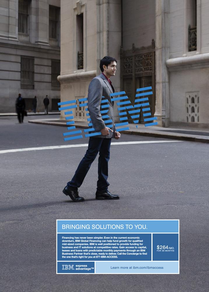 IBM, Ogilvy & Mather NYC