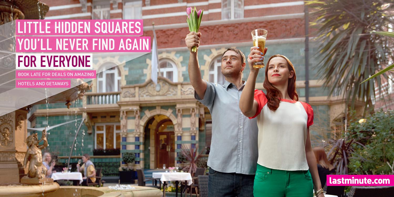 Lastminute.com, Adam & Eve London