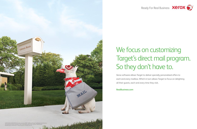 Xerox Target, Young & Rubicam NYC