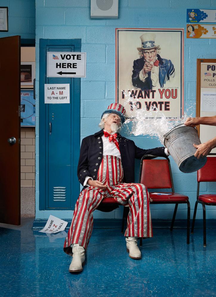 Wake Up Voter!
