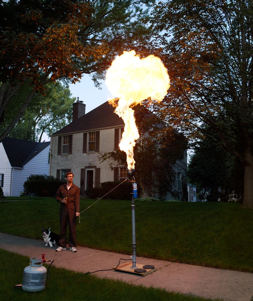 William Gurstelle, Pyrotechnics and Ballistics