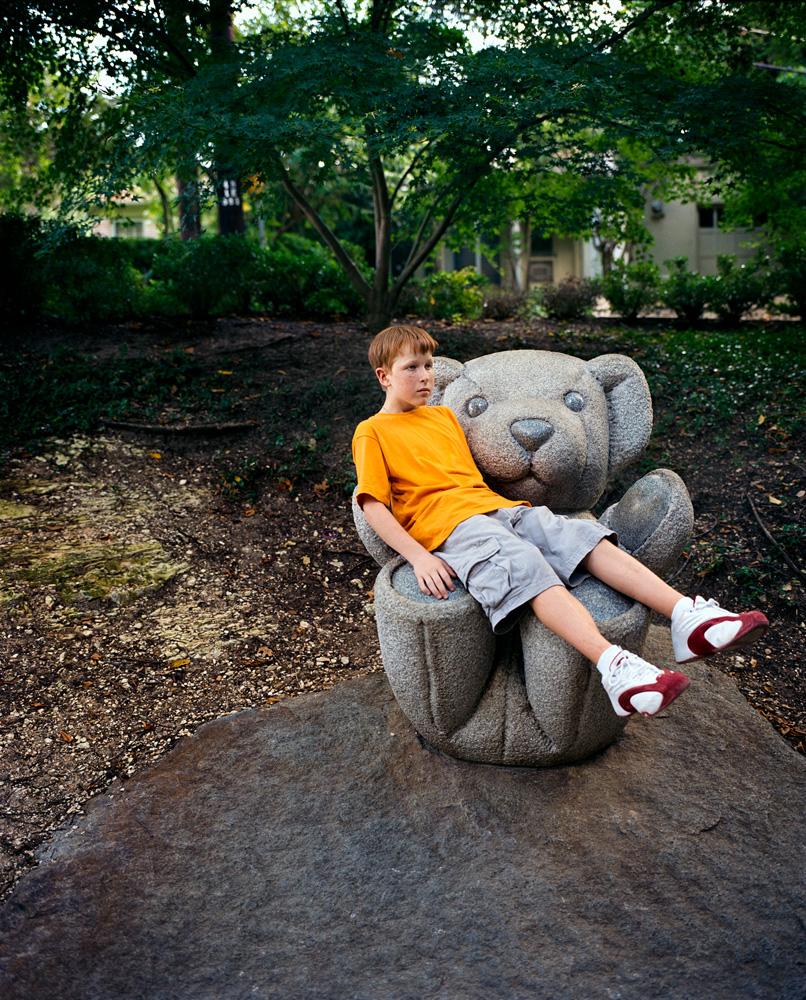 Highland Park Bear Boy