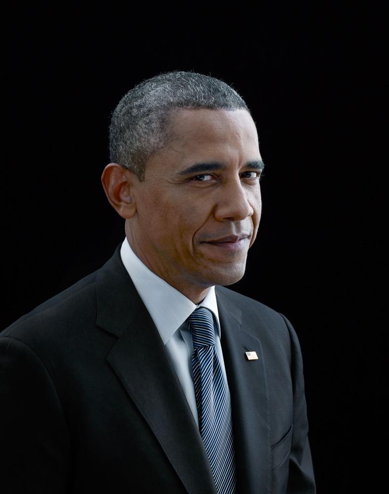 President Barack Obama, Famous Portraits