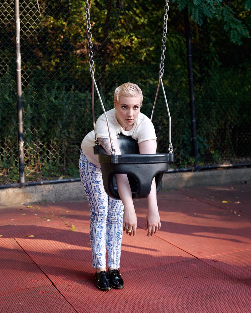 Lena Dunham, Famous Portraits