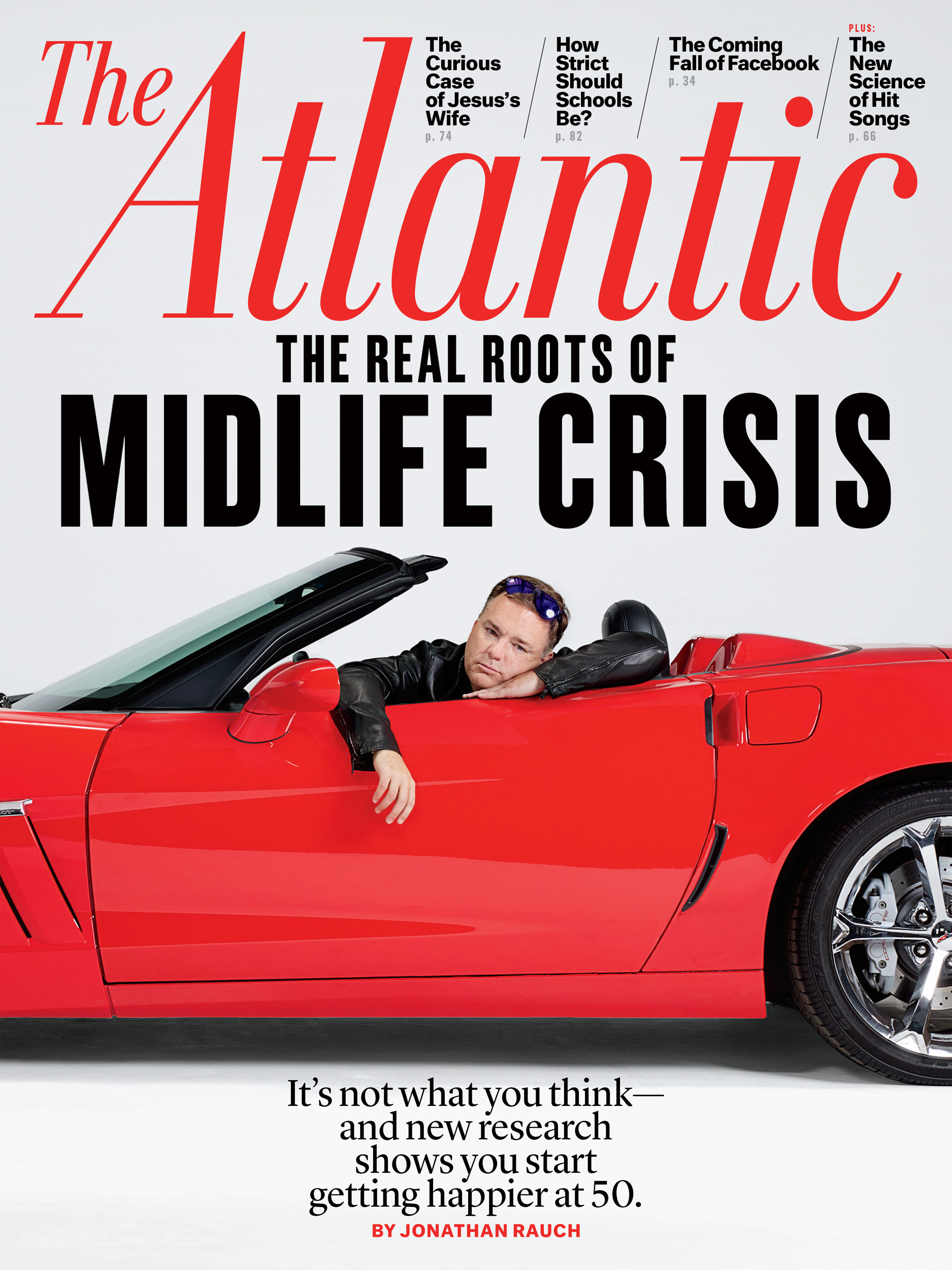 Midlife Crisis,  The Atlantic