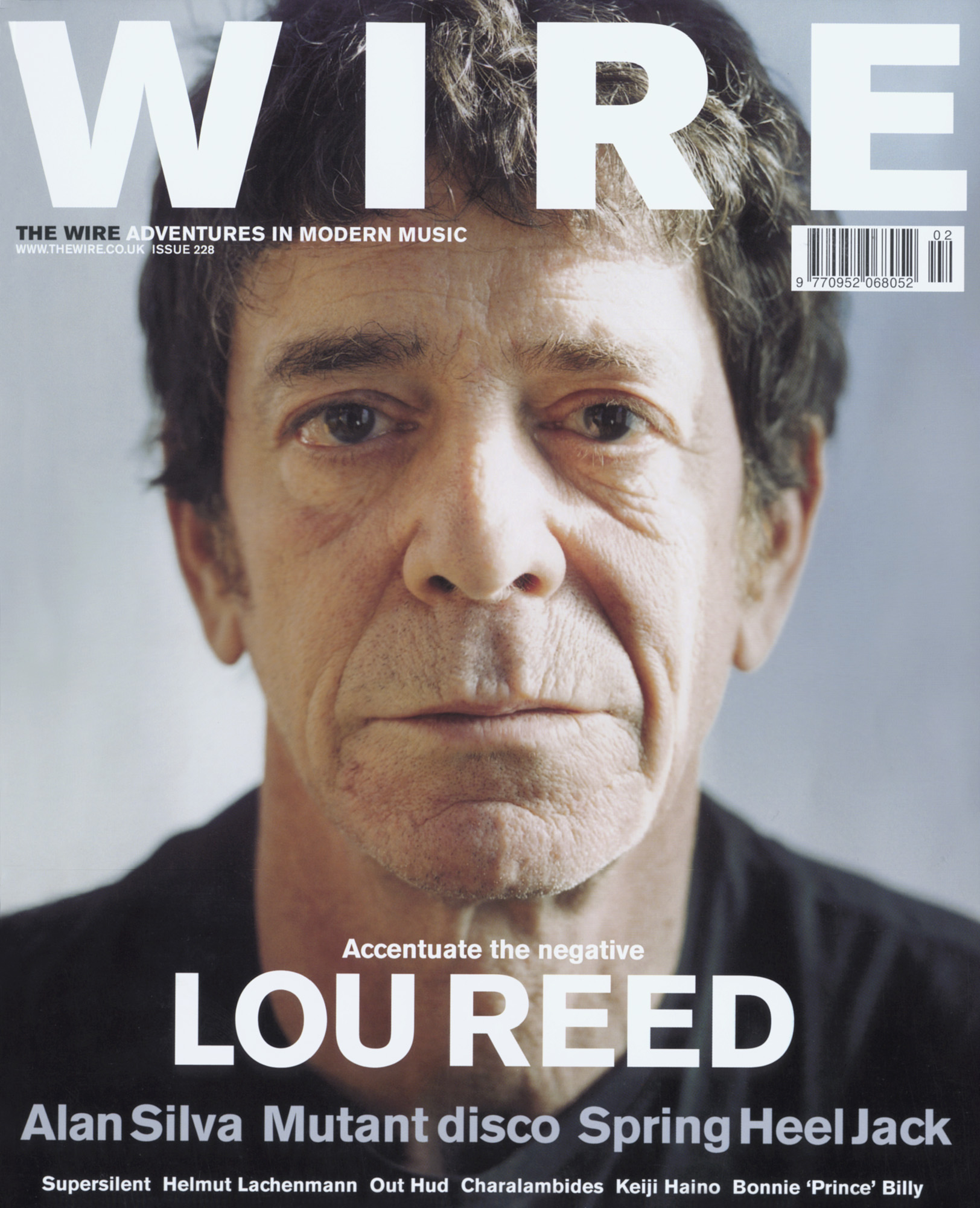 Lou Reed,  The Wire
