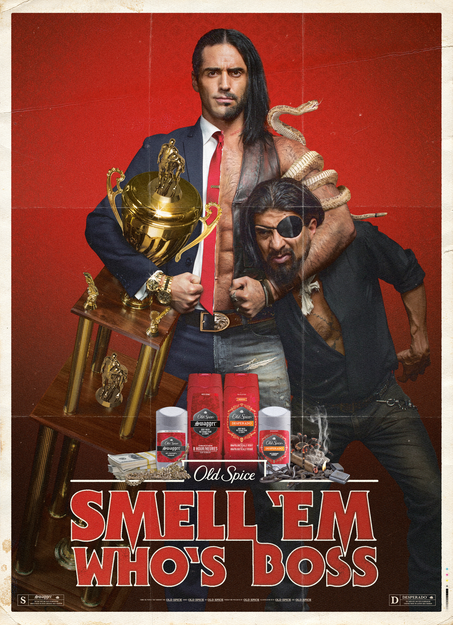 Old Spice, Advertising