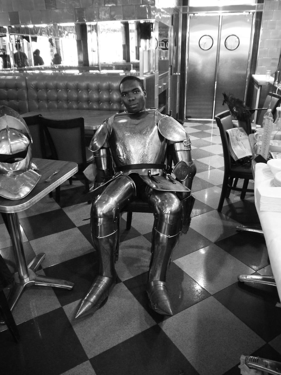 Knight Off (Charles Caeser)