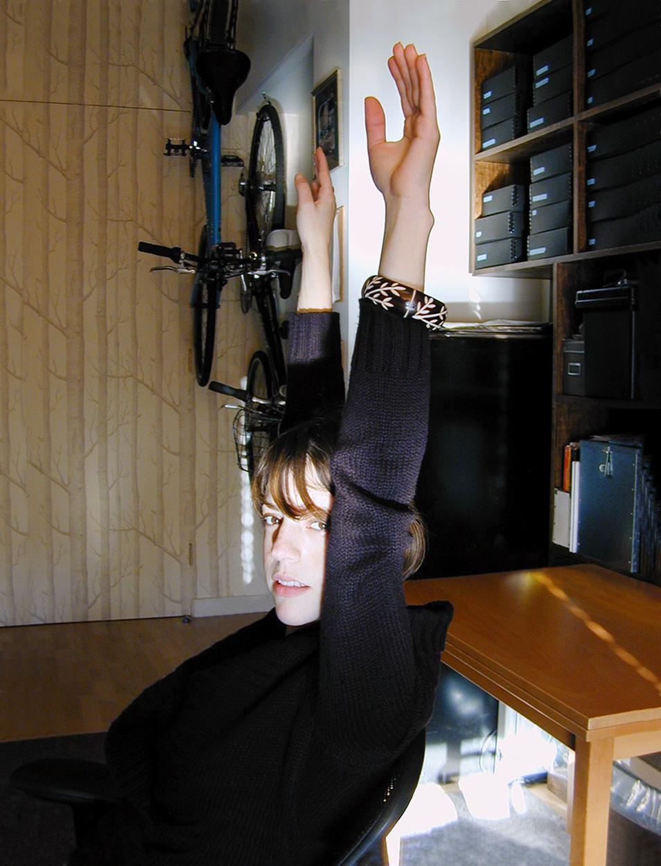 Reach (Michelle Golden)