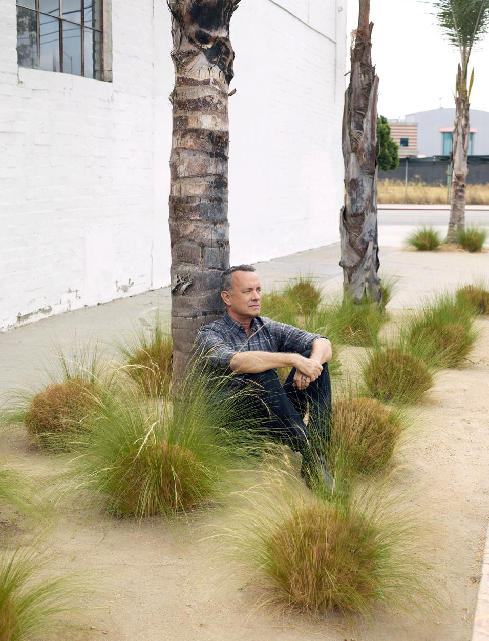 Tom Hanks, Famous Portraits