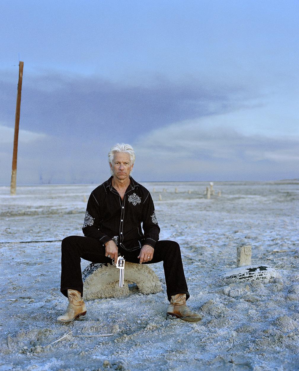 Chris Buck, Salton Sea, CA