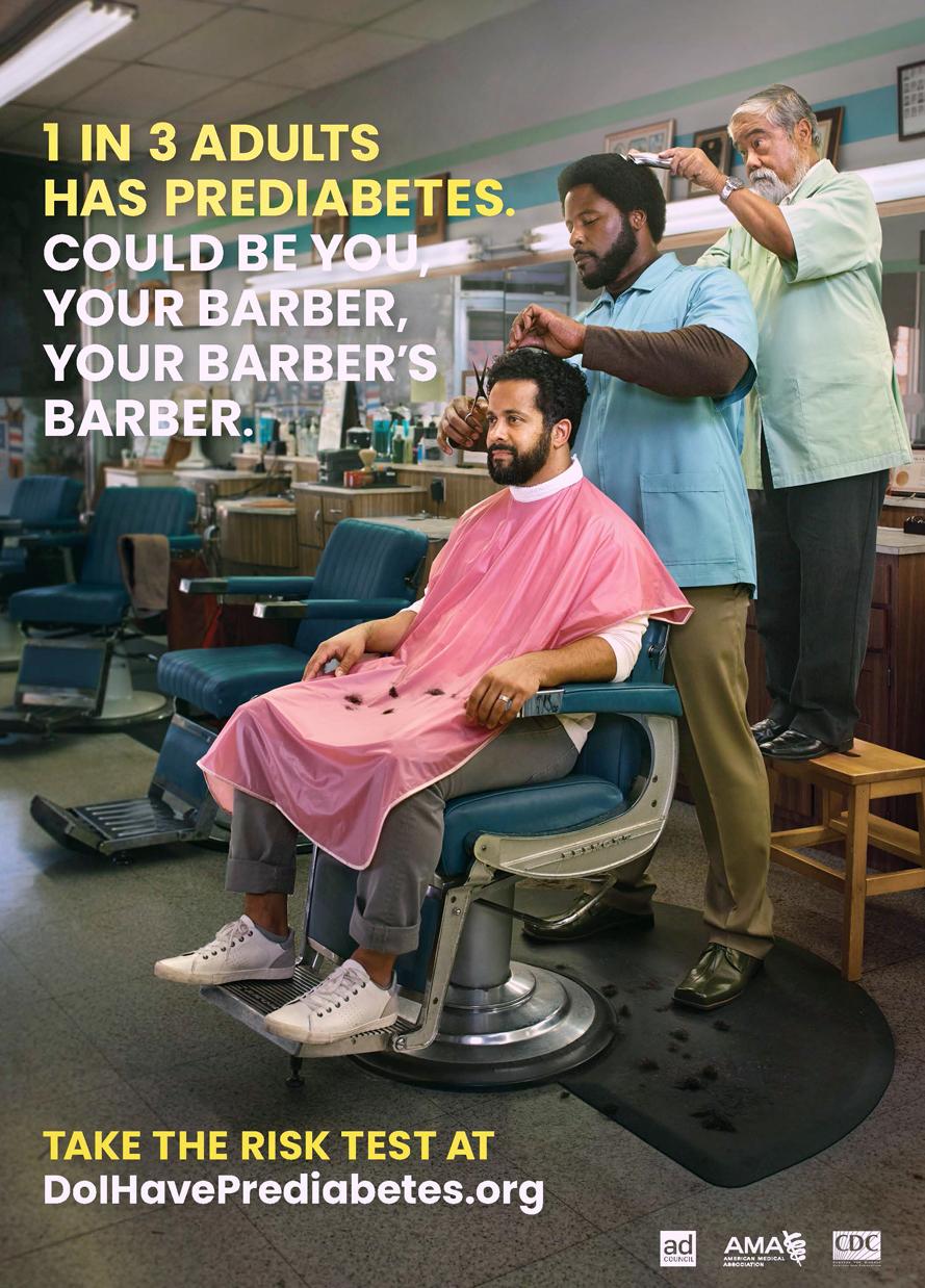 Ad Council - Prediabetes, Ogilvy & Mather NYC