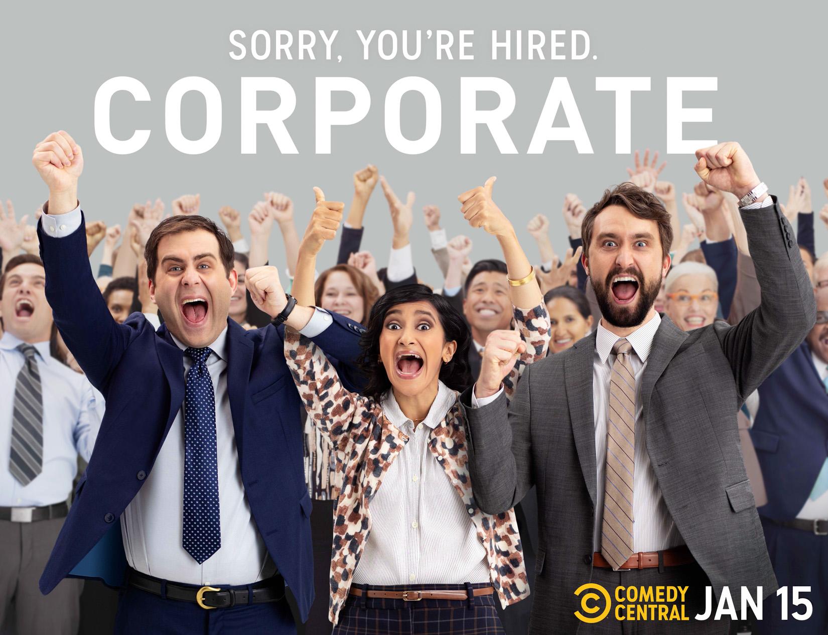 Corporate Season 2, Comedy Central