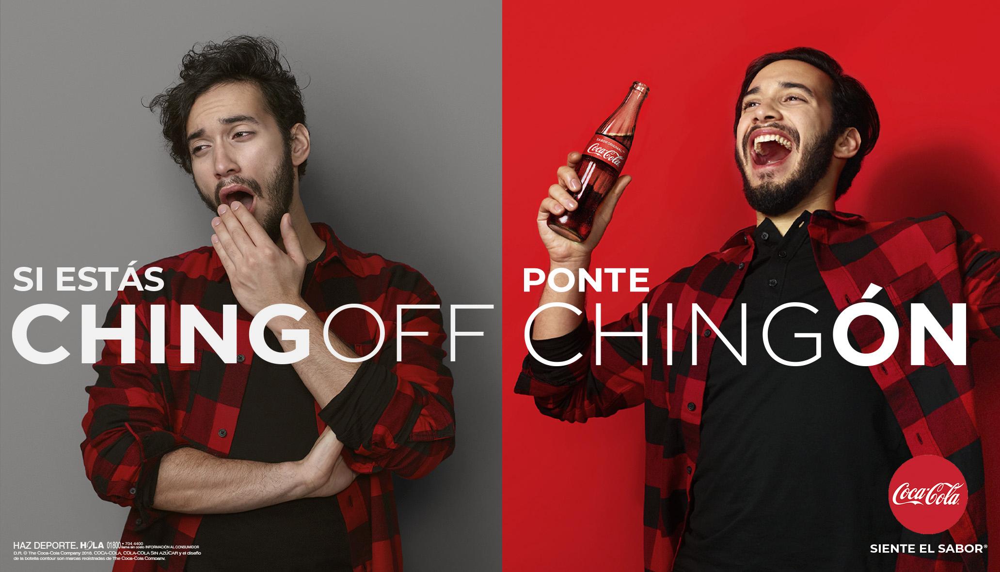 Coca Cola, Hello Mexico