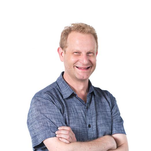 Chris K, The Creative Director