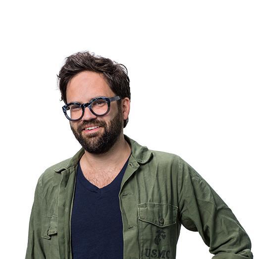 Chris A, The Art Director