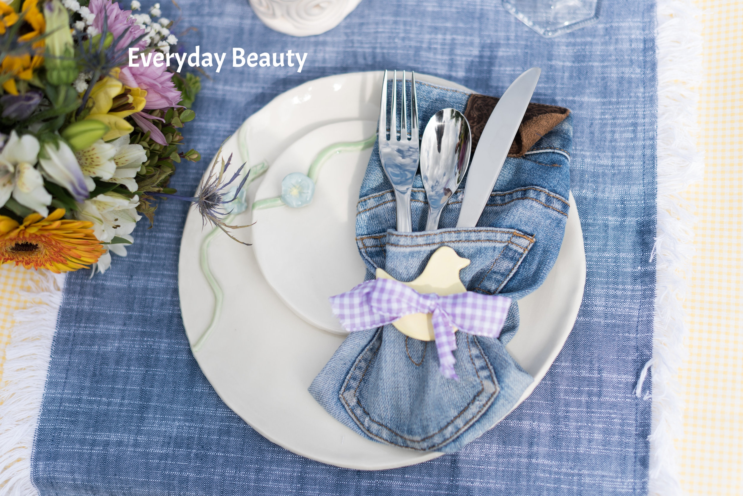 Click the photo to Shop Gather products