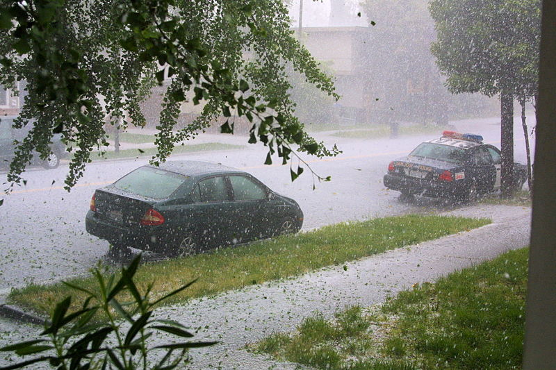 Dallas Hail - Causing Major Damage. Choose the right Dallas Roofing Companies