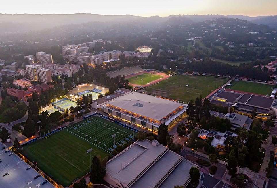 UCLA Pauley Pavilion - NBBJ Architects
