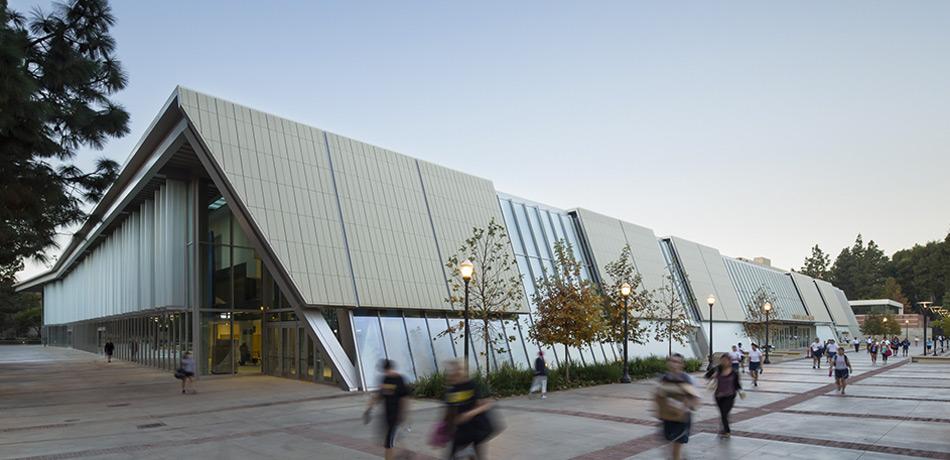 UCLA Pauley Pavilion
