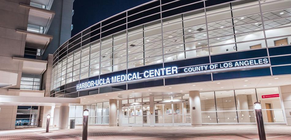 Harbor-UCLA Medical Center Master Plan Implementation