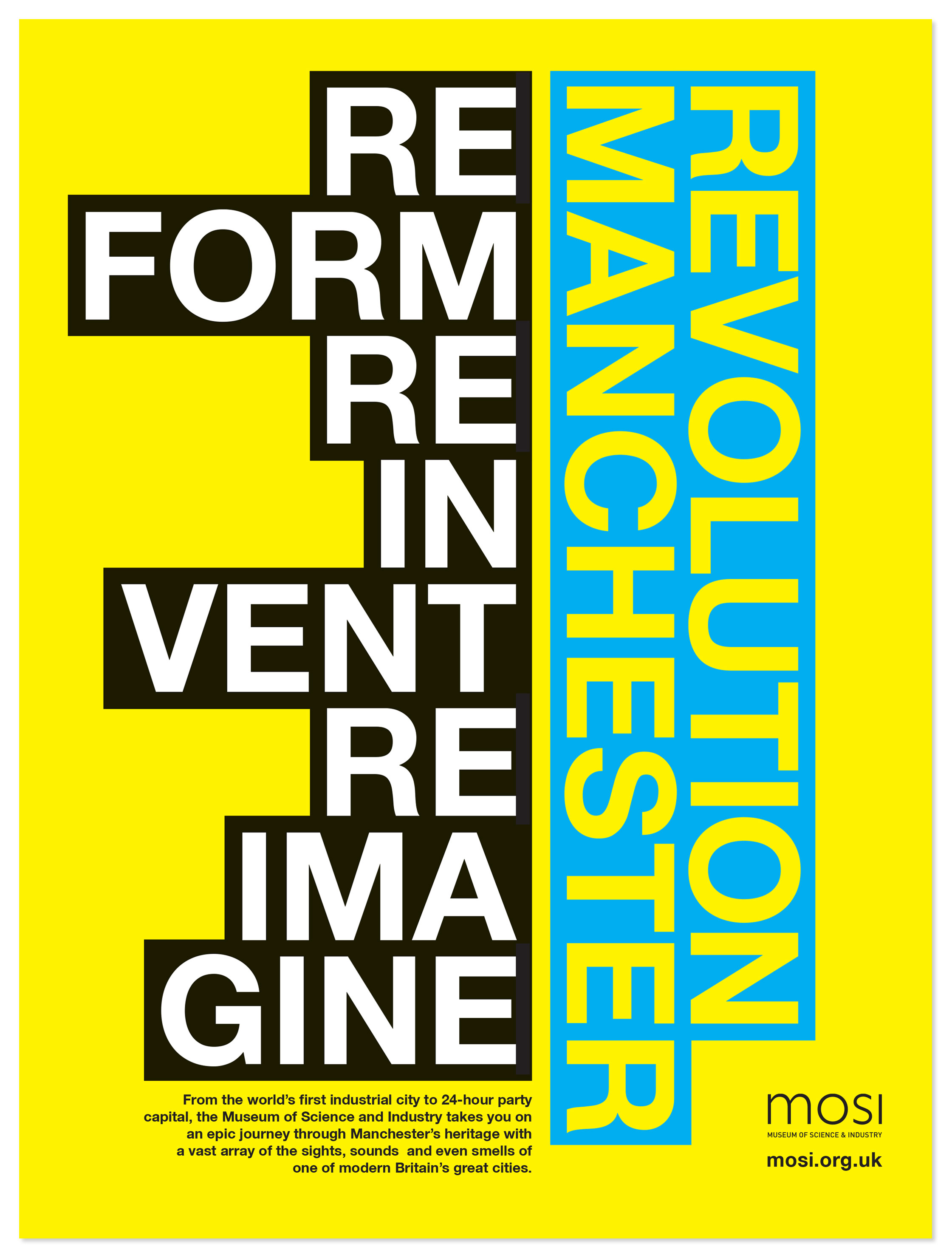 museum exhibition poster