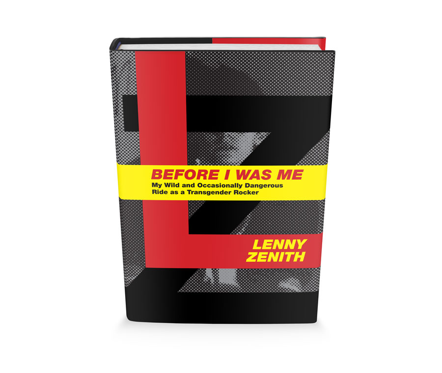 Before I Was Me by Lenny Zenith