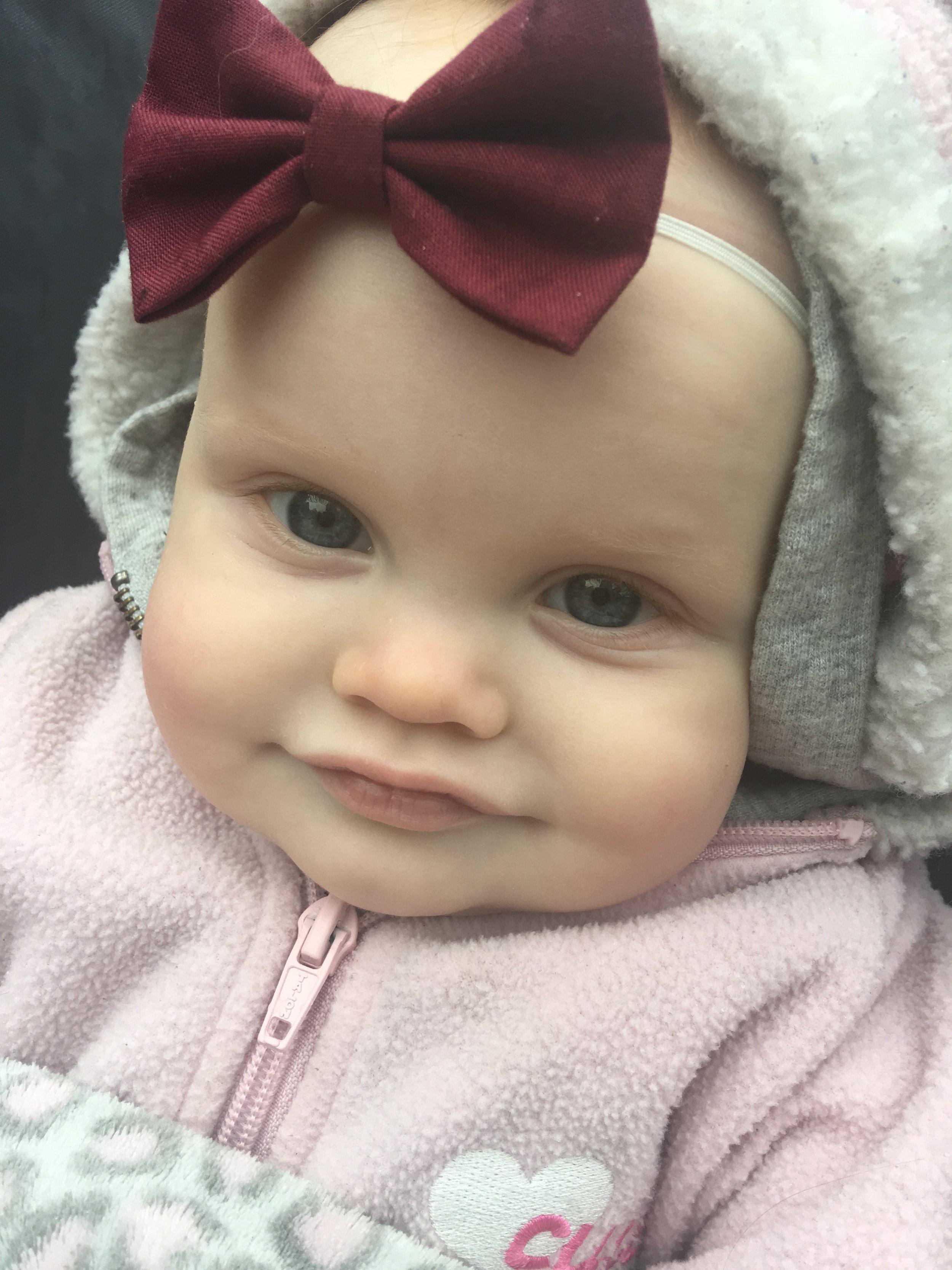 Just the prettiest little lady