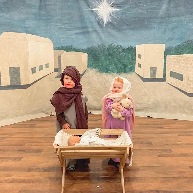 Such a sweet experience tonight, taking our children to the Live Nativity in Pleasant Grove! Tonight was the last night for this year but I highly recommend you check it out for next year. Such a cute and kid friendly experience that is completely focused on our Saviors birth. �� I'm so grateful for this time of year!