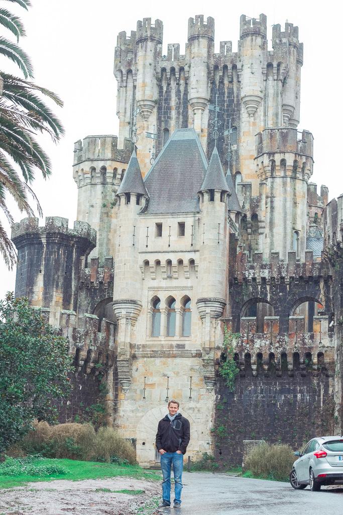 Castillo de Butron!