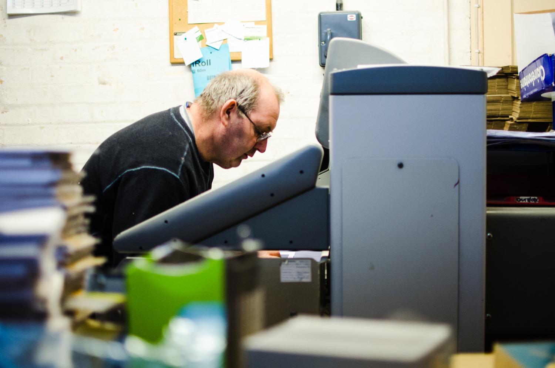 Singlewall Stationery & Print