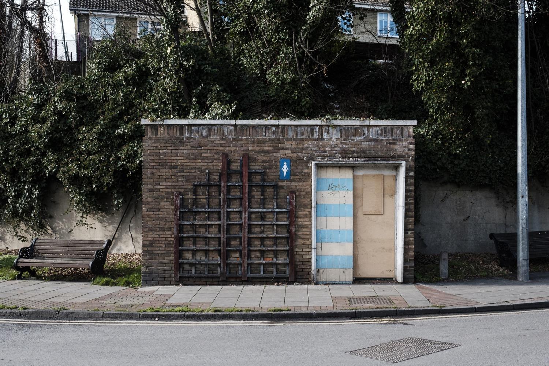 Ladies toilet, Echo Square, Gravesend