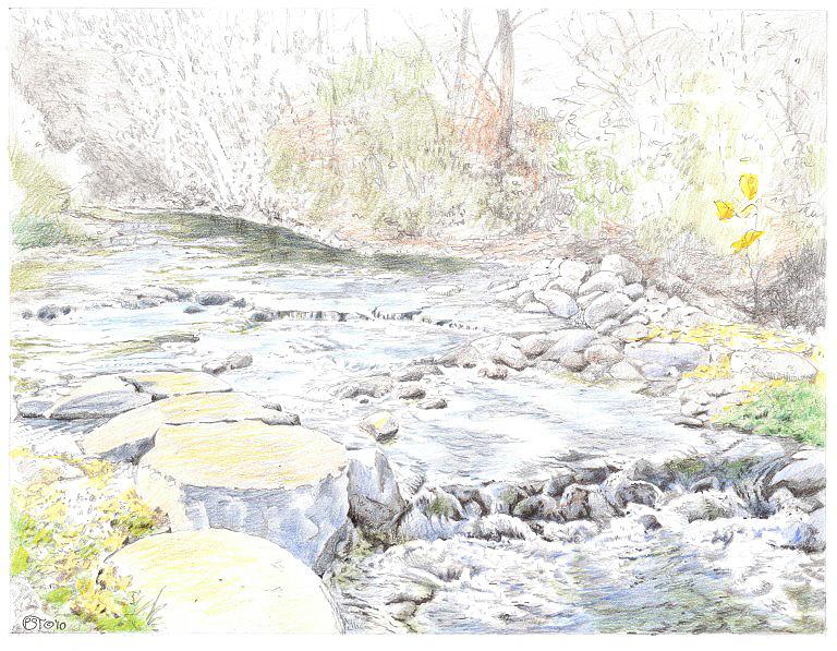 Wintergreen Stream
