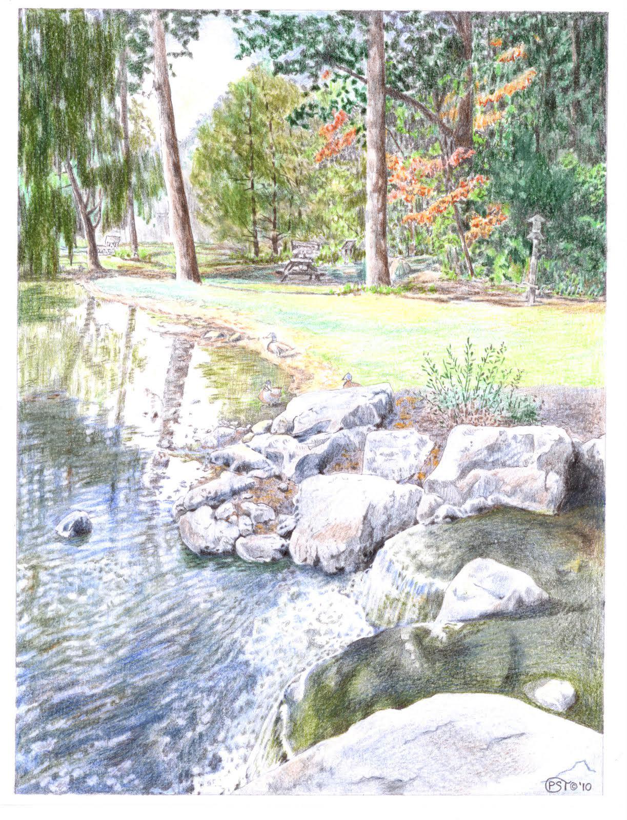 James Madison University Arboretum
