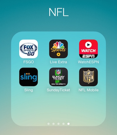 How to watch NFL online free and paid this season on iPhone, iPad, Android, & more