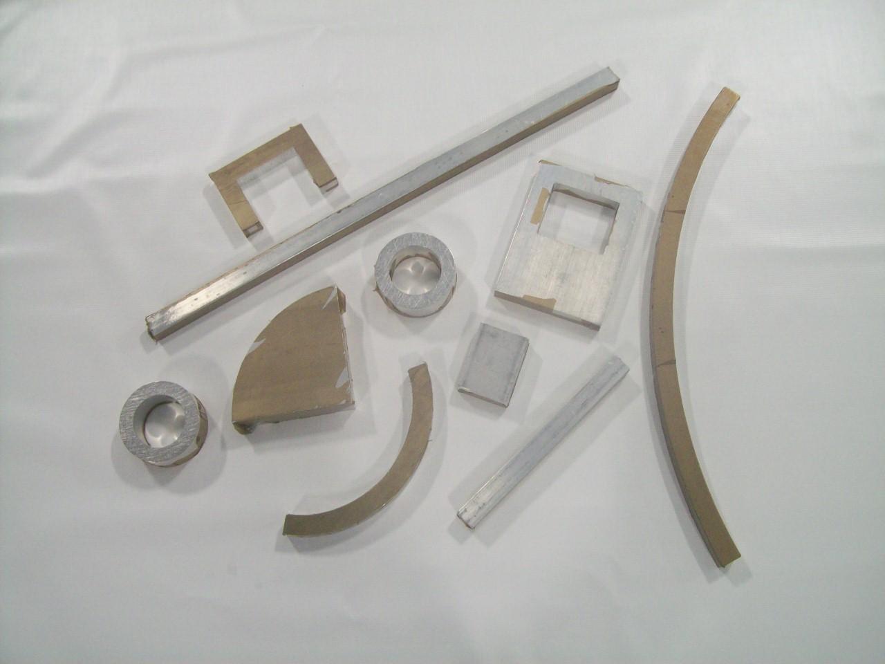Platen Sealer Die Shapes