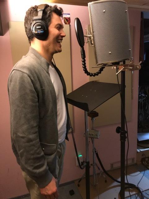 In Studio with Andrew Scott