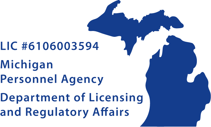 Synko Associates, LLC proudly holds an Agency License and each career coach on our staff has successfully completed Michigan's rigorous licensing examination requirements.  The Michigan Department of Licensing and Regulatory Affairs require Career Coaches serving Michigan residents hold a current professional license issued by the Department of Labor and Economic Growth.  Licensing of both the agency and individual career coaches is required by state law to protect the public from unqualified non-professionals offering such services as career discernment coaching, resume and cover letter development and related professional services.
