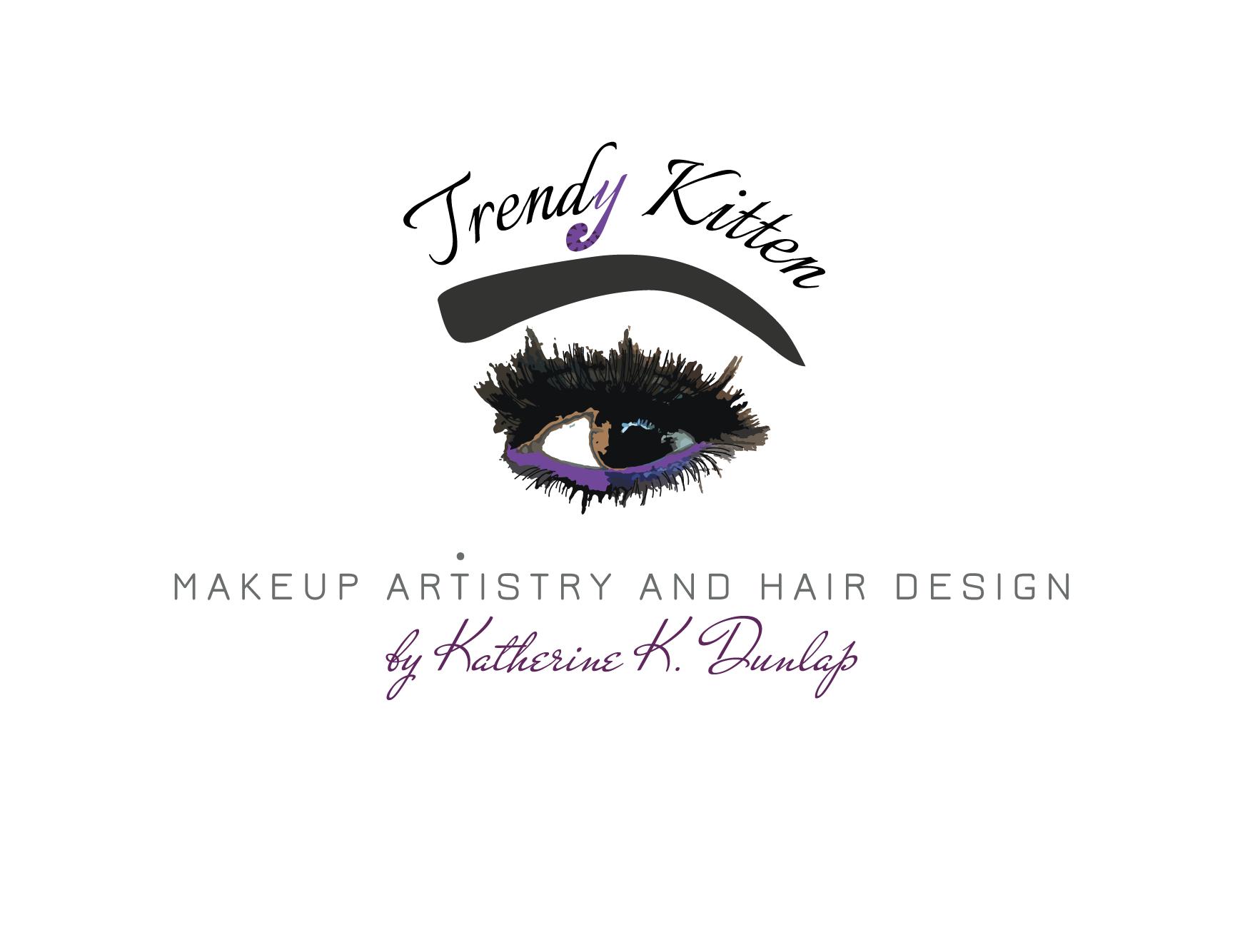 Trendy Kitten by Katherine K. Dunlap