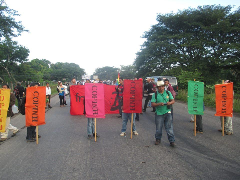 Photo caption: Comayagua, Honduras. Photo by: COPINH