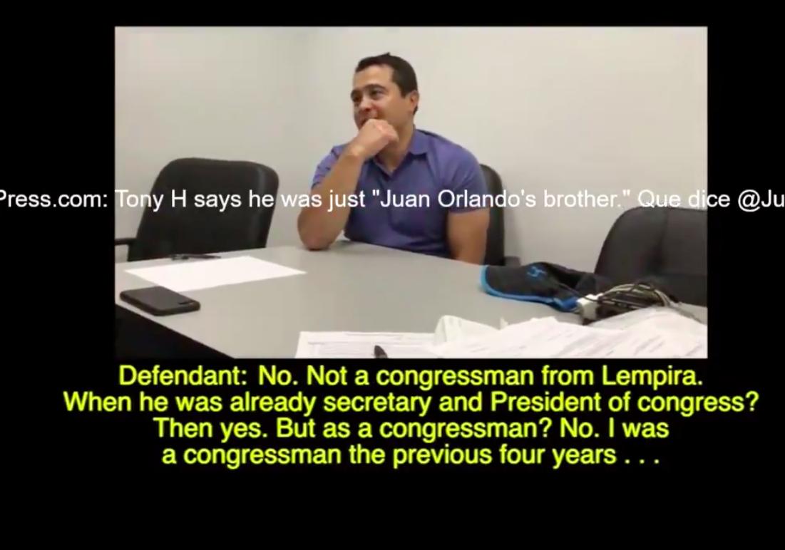 SEE LINKS TO VIDEOs of Tony hernandez's arrest below