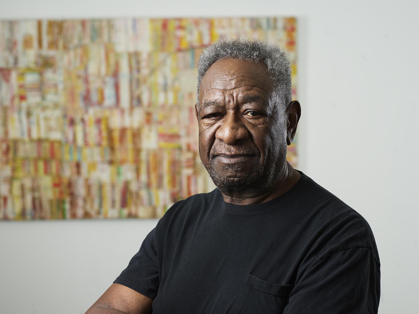 Mike Henderson Artist Portrait