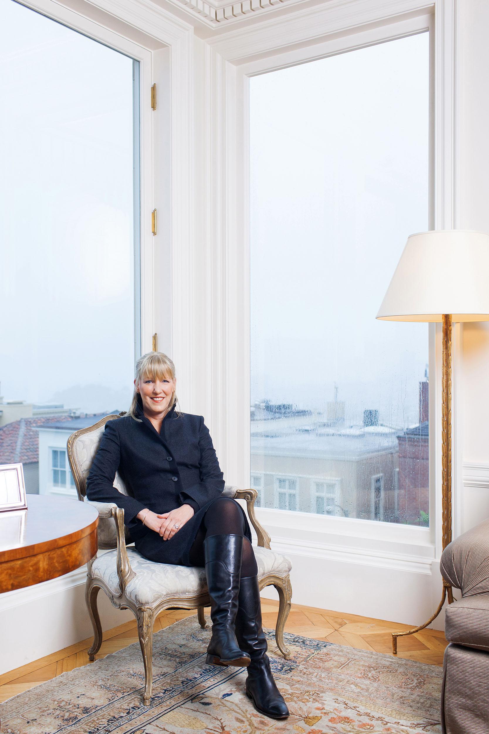 Sonja Perkins / Worth Magazine