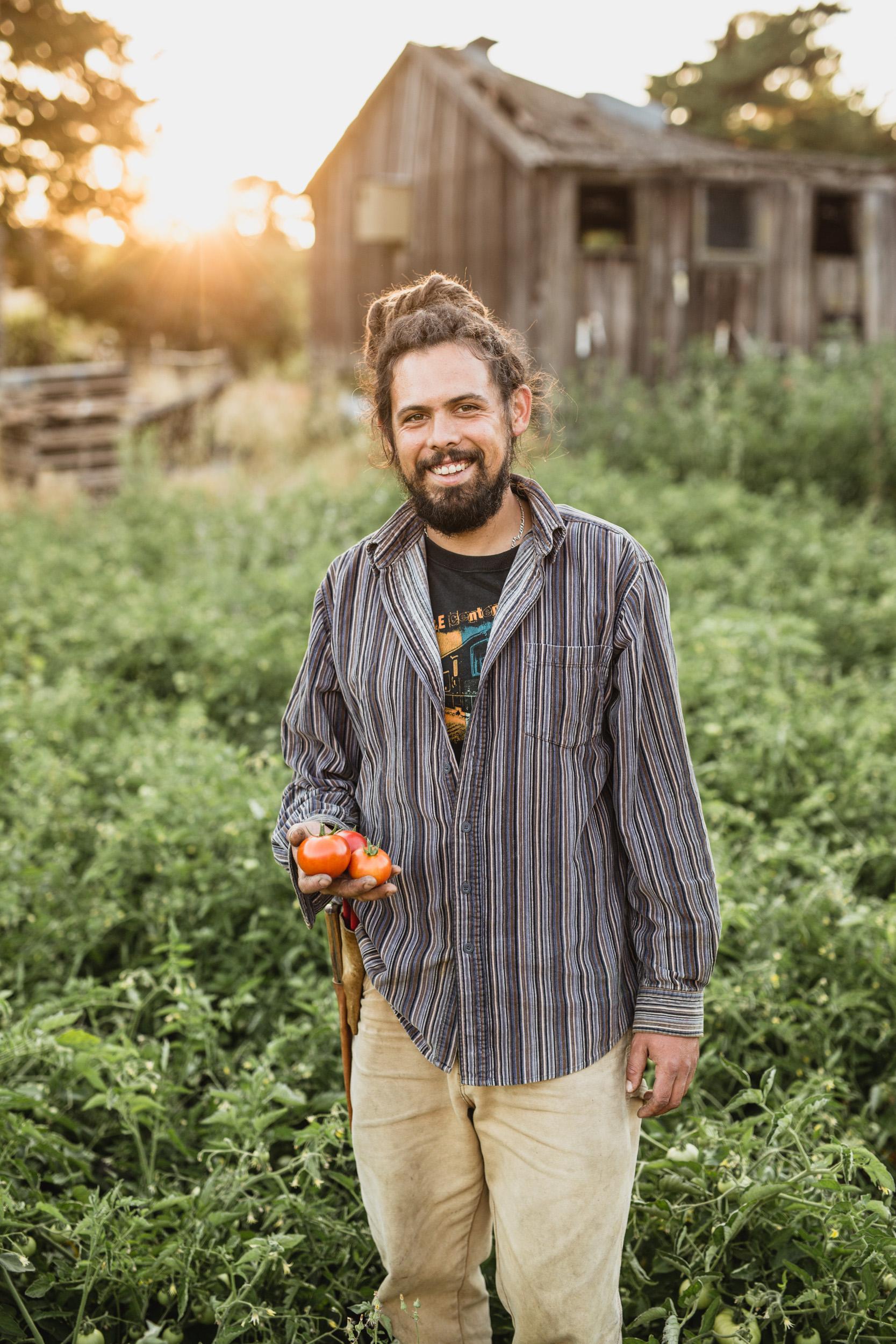 Mikel Edwards   Farmer