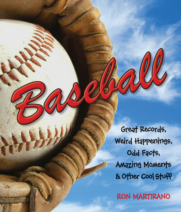 10.  Baseball     Ron Martirano $8.95, TP, Imagine Publishing (March 24, 2015) 9781623540579