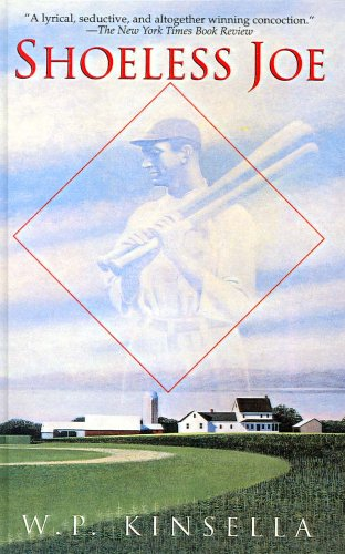 6.  Shoeless Joe    W.P. Kinsella, $18.95, TP, Houghton Mifflin Harcourt (April 15, 1999) 9780395957738