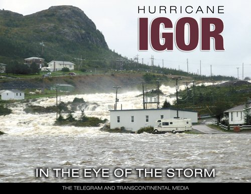 Hurricane Igor by The Telegram and Transcontinental Media