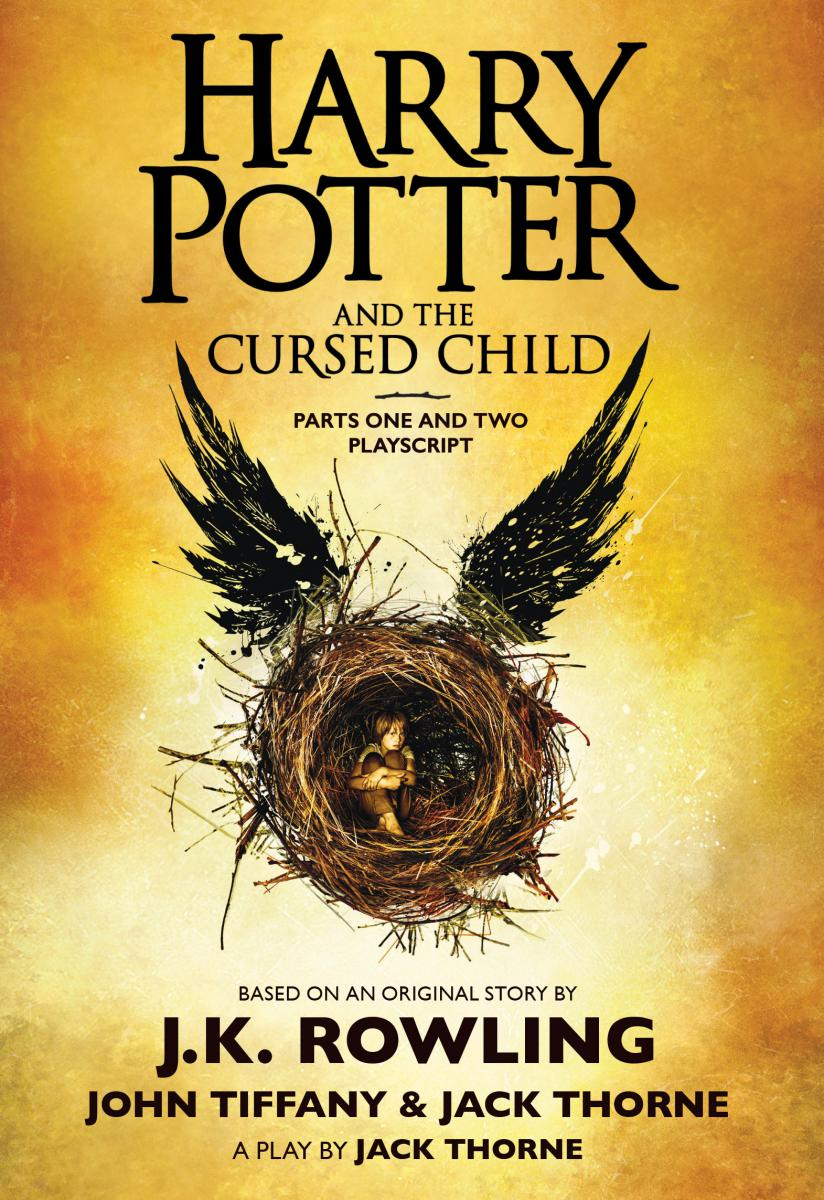 Harry Potter and the Cursed Child by J. K. Rowling, Jack Thorne, and John Tiffany