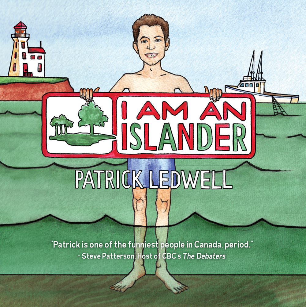 I Am an Islander by Patrick Ledwell
