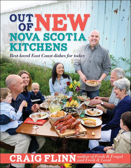 Out of New Nova Scotia Kitchens by Craig Flinn